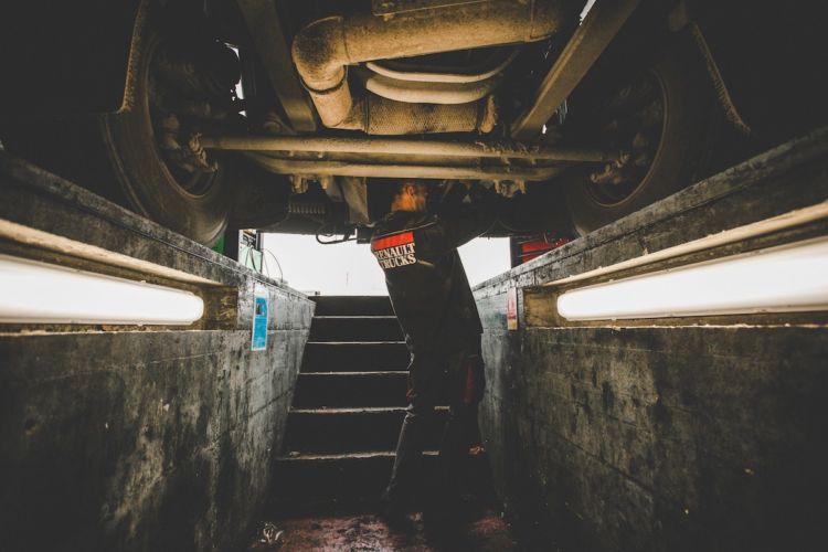 Garage Depetri Renault Truck